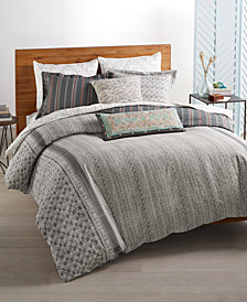 CLOSEOUT! Whim by Martha Stewart Collection Neo Geo Bedding Ensembles, Created for Macy's