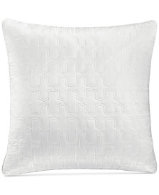 CLOSEOUT! Hotel Collection Inlay Quilted European Sham, Created for Macy's