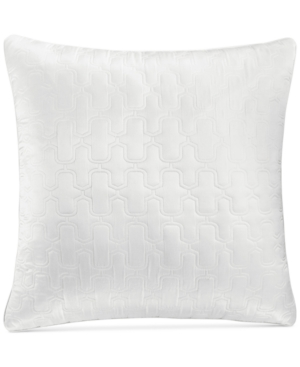 Hotel Collection Inlay Quilted European Sham Created for Macys Bedding