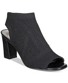 Impo Valerie Peep-Toe Sandals