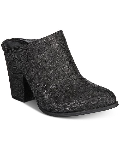 Kenneth Cole Reaction Tap Dance Mules