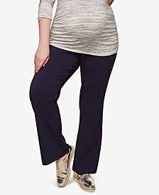 Motherhood Maternity Plus Size Twill Pants