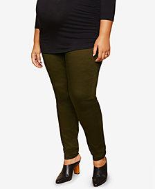 Motherhood Maternity Plus Size Skinny Pants