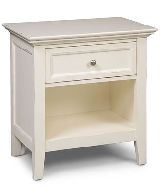 Sanibel Nightstand Created for Macy s Furniture Macy s