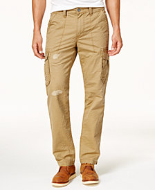 True Religion Men's Modern Cargo Pants