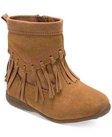Stride Rite Viola Fringed Boots, Toddler Girls