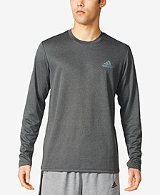 adidas Men's ClimaLite® Long-Sleeve T-Shirt