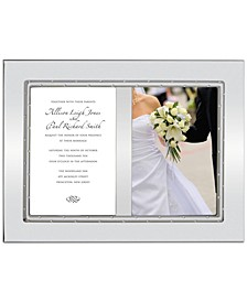 Devotion Ring Double Invitation Frame