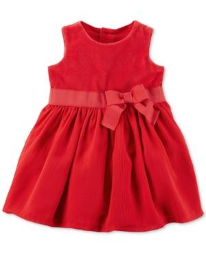 Carters Sleeveless Bow Dress Baby Girls (024 months)