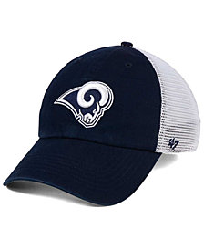 '47 Brand Los Angeles Rams Deep Ball Mesh CLOSER Cap
