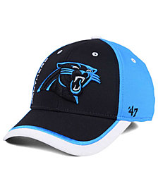 '47 Brand Carolina Panthers Crash Line Contender Flex Cap