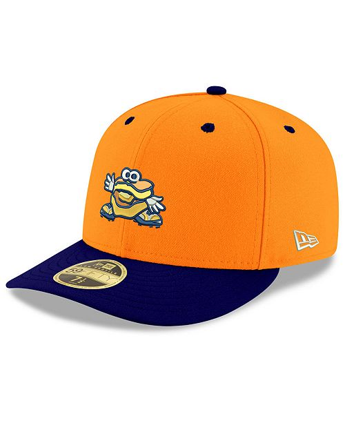 ccf3bb830c6 ... New Era Montgomery Biscuits AC Low Profile 59FIFTY Fitted Cap ...