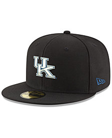 New Era Kentucky Wildcats Shadow 59FIFTY Fitted Cap