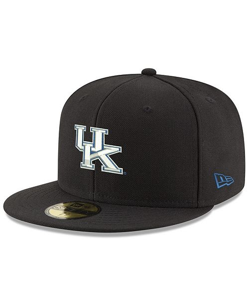 b045bd18f9f New Era Kentucky Wildcats Shadow 59FIFTY Fitted Cap   Reviews ...