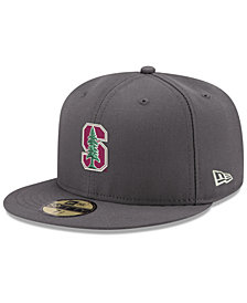 New Era Stanford Cardinal Shadow 59FIFTY Fitted Cap