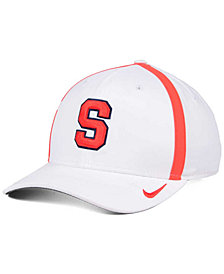 Nike Syracuse Orange Aerobill Classic Sideline Swoosh Flex Cap