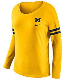 Nike Women's Michigan Wolverines Tailgate T-Shirt