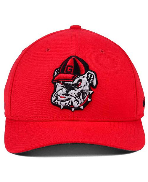 35121680047 ... Men  Nike. Georgia Bulldogs Vault Swoosh Flex Cap. 1 reviews. 26.00.
