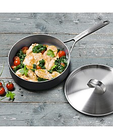 GreenPan Paris Pro 3-Qt. Ceramic Non-Stick Sauté Pan & Lid