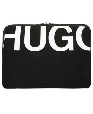 Hugo Boss Men's Neoprene Laptop Case