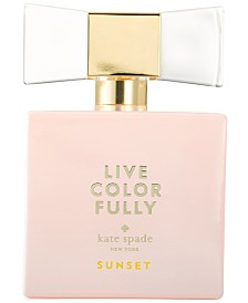 kate spade new york Live Colorfully Sunset Eau de Parfum Spray, 3.4-oz.