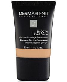 Dermablend Smooth Liquid Camo Foundation, 1.0 fl. oz.