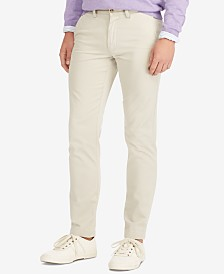 Polo Ralph Lauren Men's Slim-Fit Bedford Chino Pants
