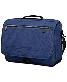 "Samsonite Modern Utility 16.5"" Messenger Bag"