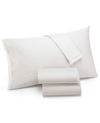 Fringe Standard Pillowcases, Pair of 2, Created for Macy's