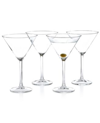 Cachet 4-Pc. Martini Glass Set