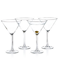 Luminarc Cachet 4-Pc. Martini Glass Set