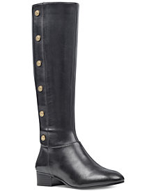Nine West Oreyan Wide-Calf Tall Boots