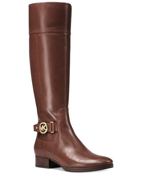 Michael Kors Harland Riding Boots