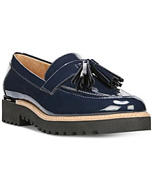 Carolynn Lugged Bottom Loafers