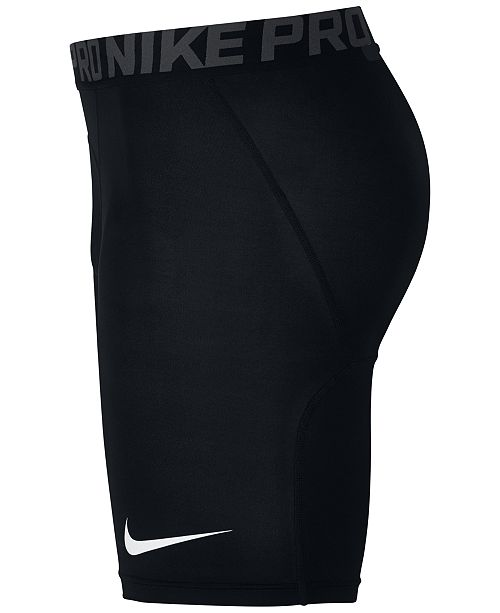 Nike Men s Pro Dri-FIT Compression Shorts - Shorts - Men - Macy s 07adfb4fa6fd