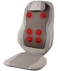 HoMedics MCS-615H Triple Shiatsu Pro Massage Cushion with Heat