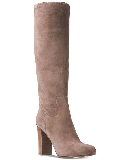 d426251df314 Michael Kors Janice Boots   Reviews - Boots - Shoes - Macy s
