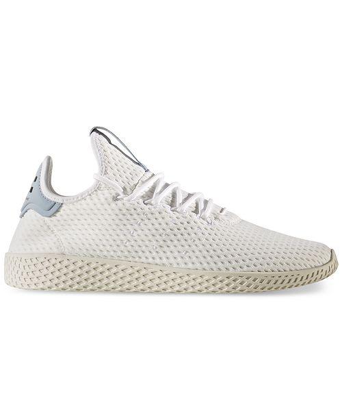 2e12cc62e ... adidas Men s Originals Pharrell Williams Tennis HU Casual Sneakers from  Finish ...