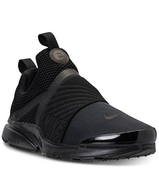 Nike Big Boys Presto Extreme Running Sneakers From Finish