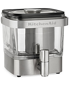 KitchenAid® KCM4212SX Cold-Brew Coffee Maker