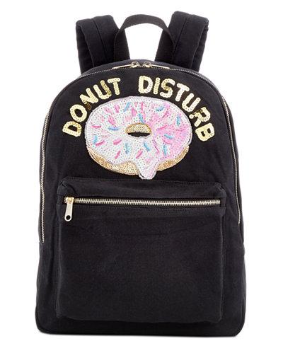 Bow & Drape Donut Disturb Medium Backpack