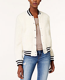 Levi's® Varsity Fleece Bomber Jacket