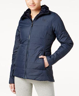 The North Face Harway Reversible Puffer Coat Coats Women Macy S