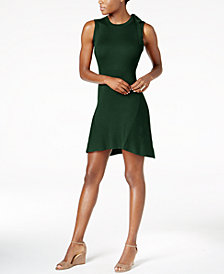 Love Scarlett Petite Bow-Detail Sweater Dress, Created for Macy's