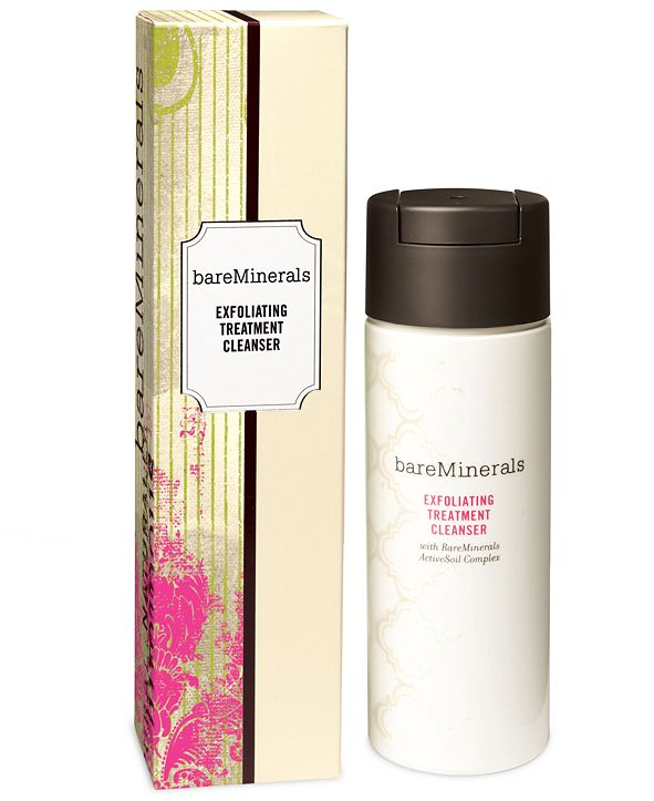 bareMinerals Bare Escentuals Skincare Exfoliating Treatment Cleanser (formerly RareMinerals Renew & Reveal Facial Cleanser)