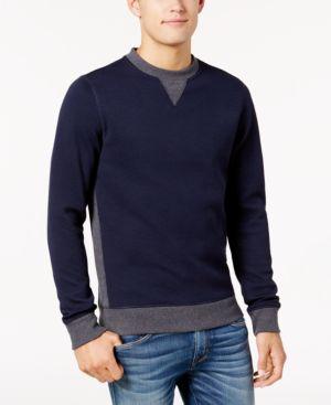Bar Iii Men's Cotton Quilted Sweatshirt, Created for Macy's 4851410