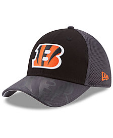 New Era Cincinnati Bengals Visor Hit 39THIRTY Cap