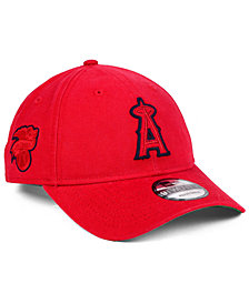 New Era Los Angeles Angels Chain Stitch 9TWENTY Cap
