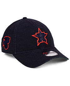 New Era Houston Astros Chain Stitch 9TWENTY Cap