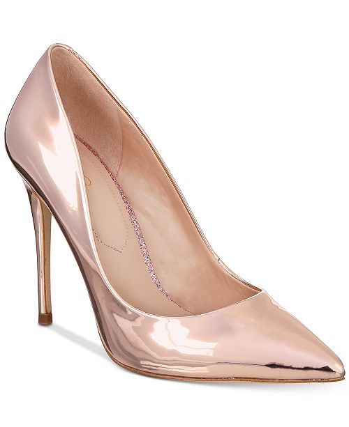 d39a4ee9ad6 ALDO Stessy Metallic Pumps   Reviews - Pumps - Shoes - Macy s